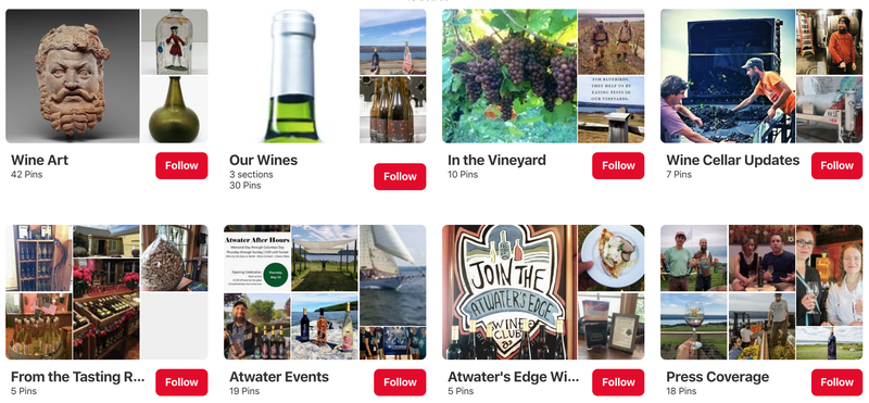 Atwater Vineyards - Blog