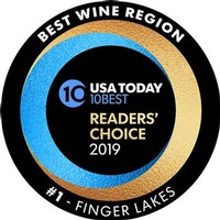 USA Today #1 Wine Region