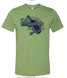 Serpent T-Shirt Green
