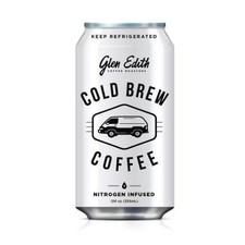 Glen Edith Nitrogen Infused Cold Brew Coffee