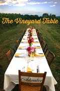The Vineyard Table - August 14